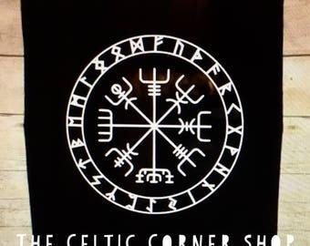 SALE!! Viking Compass Altar Cloth VC72998