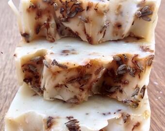 Natural Handmade Lavender Soap