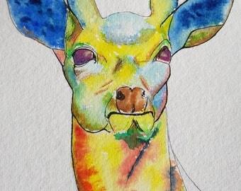 Knowle Deer #5