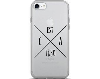 California Statehood - iPhone Case (iPhone 7/7 Plus, iPhone 8/8 Plus, iPhone X)
