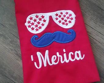 Children's 4th of July/Patriotic Shirt