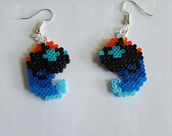 Squirt (Bastion) Earrings