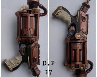The sidewinder.. Custom Nerf gun