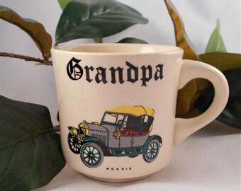 Morris Car Grandpa Cup