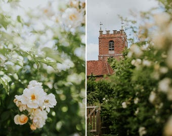 Roses and Church