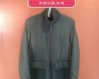 Vintage Liblre Long Jacket Parka Black Colour Size L Yohji Yamamoto Comme des Garcons