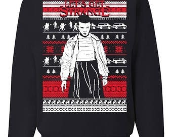 Stranger Things Ugly Christmas Sweatshirt