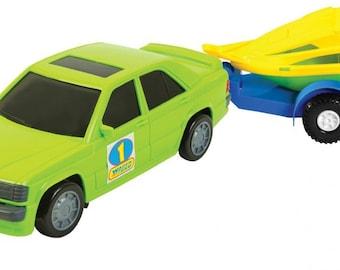 Toy car auto-Mercedes  - Gift for Children, Kids, Teens, Boys - Unique Handmade Design