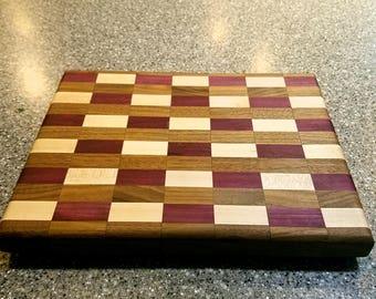 Cusom cutting board