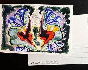 Abstract - PostCard