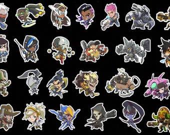 Overwatch Cute Stickers