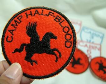 Camp Half-Blood Patch -FREE U.S. SHIPPING
