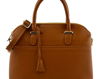 Genuine Leather Woman Handbag