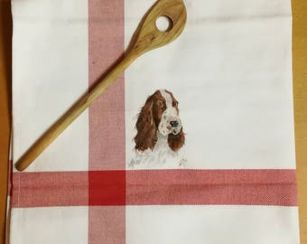Dog Kitchen Cloth