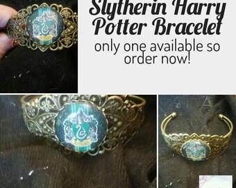 Slythrin Harry Potter bracelet