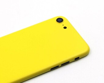 iPhone 7 Ceramic Yellow