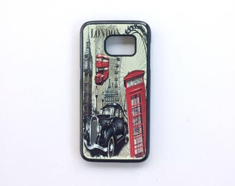 Shell phone Samsung Galaxy S7 hard plastic