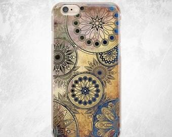 iPhone 7 Plus Case, iPhone 7 Case, iPhone 6 Plus Case, iPhone 6 Case, iPhone 6s Case, Clear Case, Galaxy Cases, Galaxy S7 Case, Mandala Case