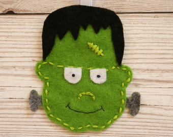 Frankenstein hanging decoration