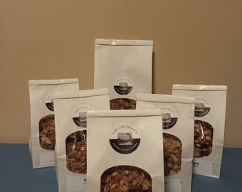 Breakfast blend granola 1lb. Bag