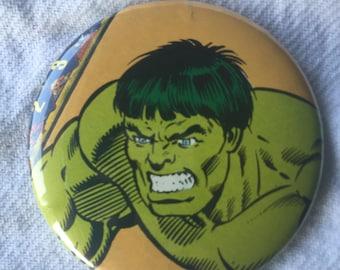 "Comic Book Character Locker/Fridge Magnet 2.25"""