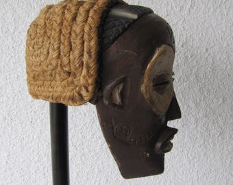 Chokwe mask from the Congo.