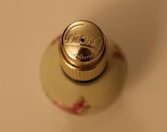 Rare French Limoges Vintage Porcelain Perfume Fragrance Scent Bottle Paris Corona