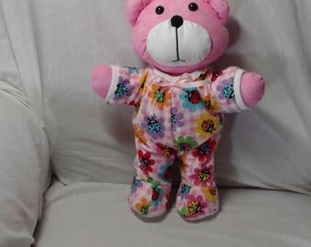Teddy bear and p.j.  #127