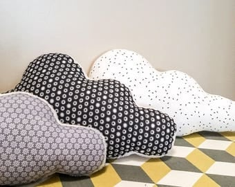 CUSTOM - quilted soft cloud pillow
