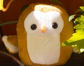 Plush Louna the Owl