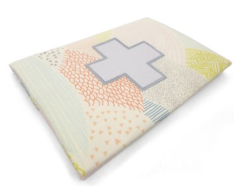 Protects health book personalized