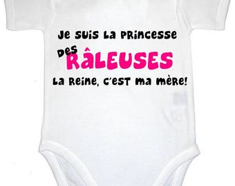 Humor the don't Princess Bodysuit