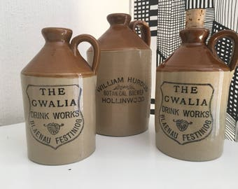 Alcohol/Stoneware/Antique/England