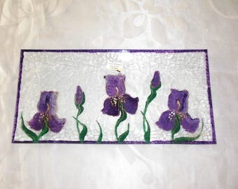 FLAT GLASS FLOWER COLLECTION