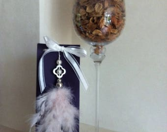 Free shipping! great chic plum Lavender sachet