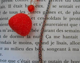 Sweet Strawberry bookmark
