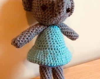 Amigurumi Elephant toy/gift