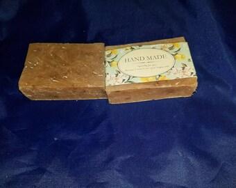 Handmade Soap - Oatmeal, Honey and Milk