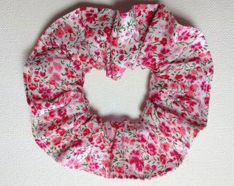 Darling hot pink girl Liberty fabric