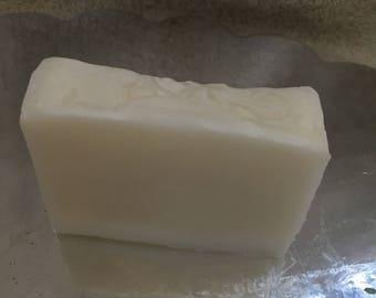 Lard soap