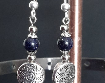 Natural stones earrings