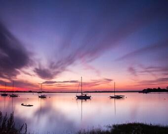 Estuary Morning