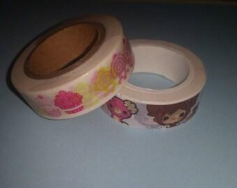 Tape masking tape various theme