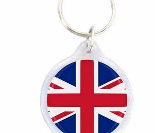 England flag Keychain - country England