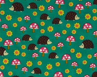 Fabric patchwork Hedgehog Miller