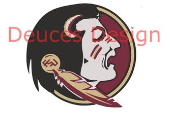 Florida State University layered svg/png