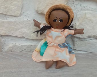 Covenant meeting toy rag doll