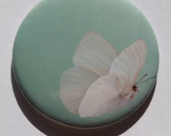 Pattern Pocket mirrors small Butterfly