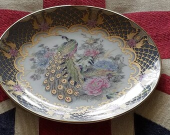 Made in Japan Beautiful Decorative Plate!