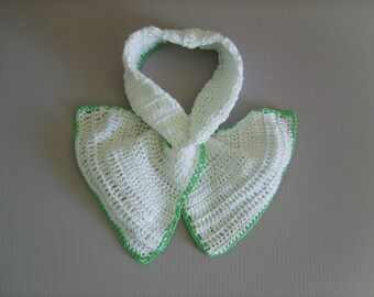 Criss-cross neck baptism for baby 0/3 months